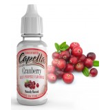 Ароматизатор Capella Cranberry (Клюква) 10 мл